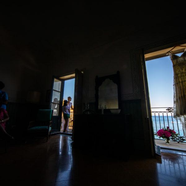 Matrimonio Tonnara di Scopello - Fabio Sciacchitano I preparativi della sposa