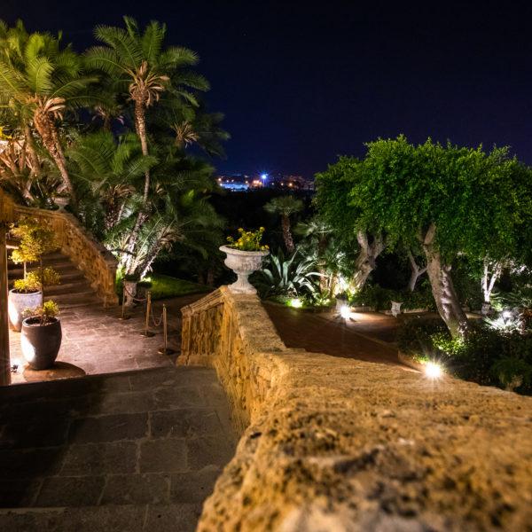 le scale di villa ramacca bagheria location matrimonio