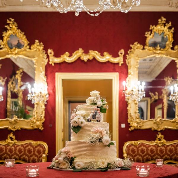 torta nuziale Villa Chiaramonte Bordonaro matrimonio palermo fabio sciacchitano