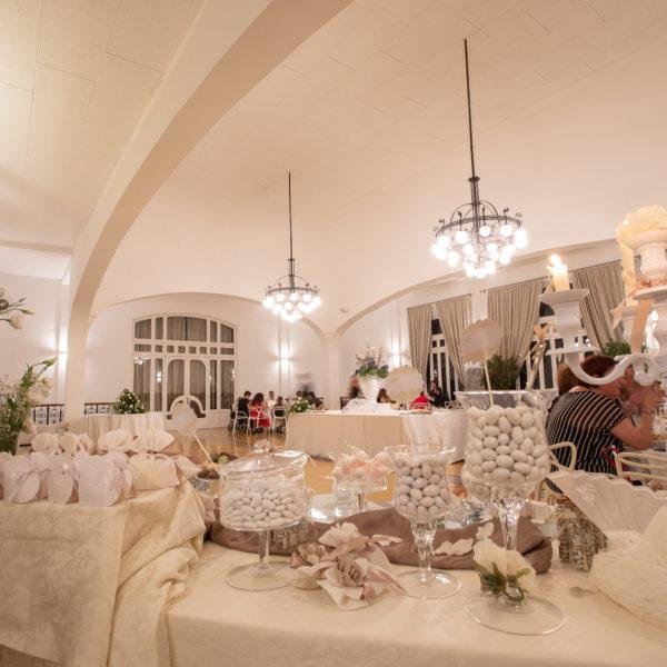 Sala interna Le Terrzze Mondello Location Ricevimenti per matrimonio