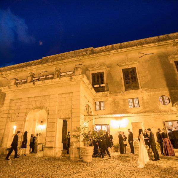 ingresso villa dominici