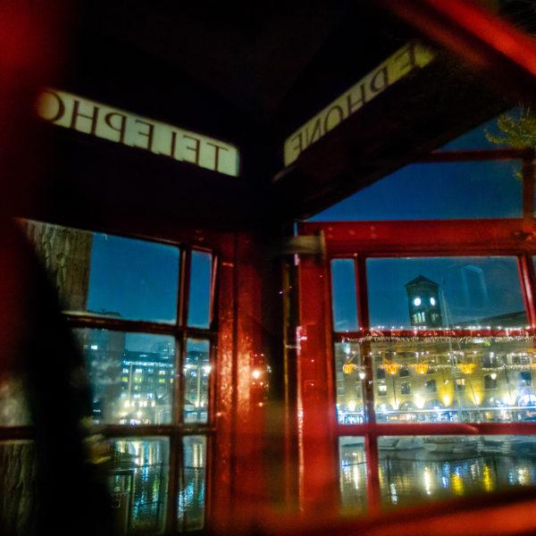 Telephone London View