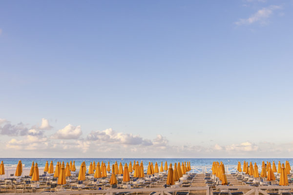 Yellow Summer End Summer of Palermo. Mondello place. Mare, sole, allegria, relax.