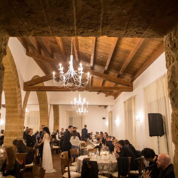 sala interna villa dominici