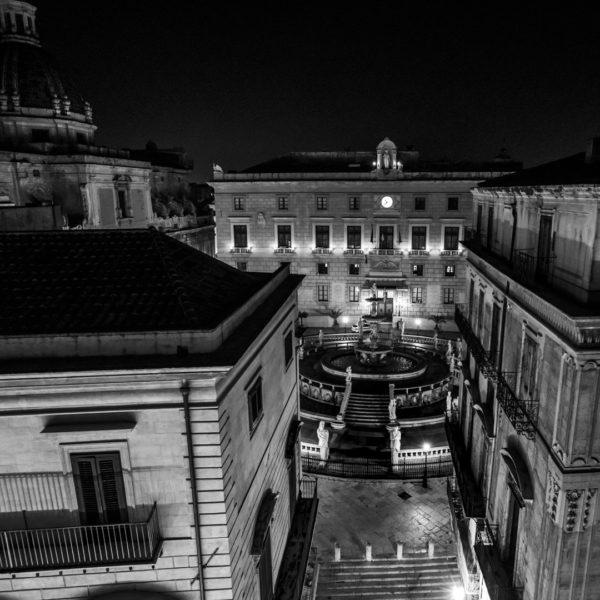 vista mozzafiato palermo alto centro storico