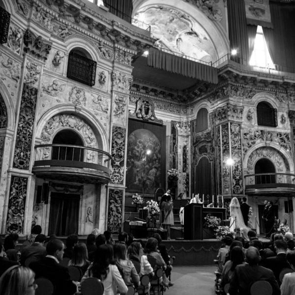 Chiesa del Santissimo Salvatore (Palermo) fabio sciacchitano reportage matrimonio palermo