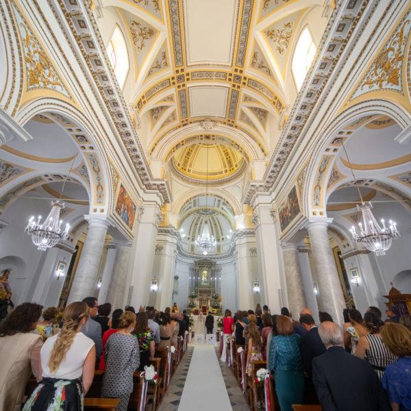 Parrocchia Matrice Maria SS. delle Grazie chiesa piazza foto