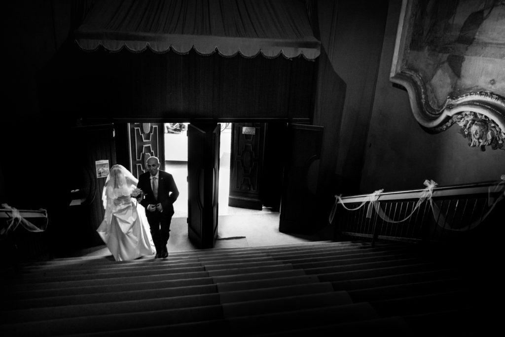 ingresso sposa chiesa