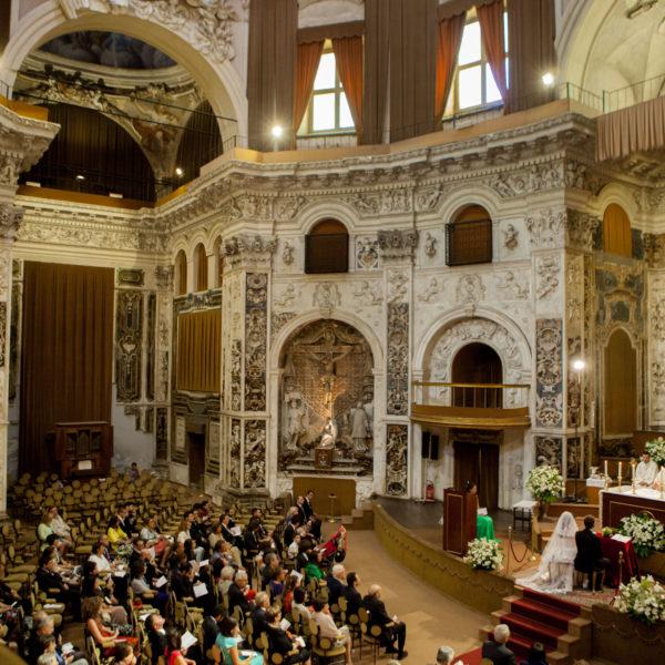 matrimonio in chiesa foto san salvtore palermo